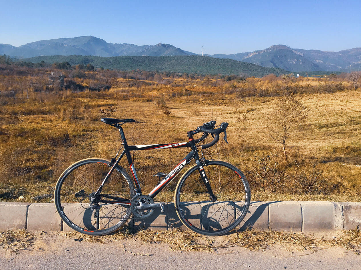 #Festive500:How I did The 500KM Cycling Challenge
